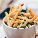 homemade fries